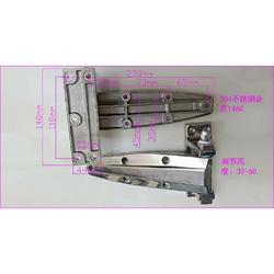 304不锈钢铰链BHC1460 不锈钢铰链1460半埋门铰链图片