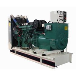 沃尔沃柴油发电机组100KW图片