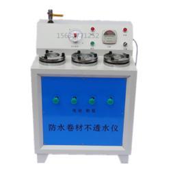 DTS-4型电动防水卷材不透水仪 油毡不透水图片