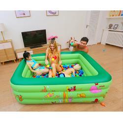 上海儿童游泳池-郑州充气式儿童游泳池供应商哪家好图片