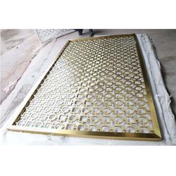 不锈钢镂空花格-东弘钢匠(在线咨询)吐鲁番地区不锈钢镂空图片