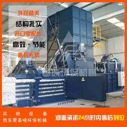 200T全自动纤维液压打包机 昌晓机械设备 废纸打包机图片