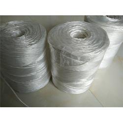 绿色塑料绳扎口绳子报价-瑞祥包装麻绳生产厂家图片