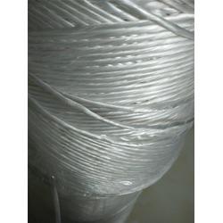 塑料绳扎口绳子报价-瑞祥包装厂家直销-白色塑料绳扎口绳子报价图片