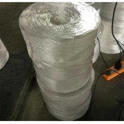 绿色塑料绳扎口绳子-瑞祥包装麻绳-绿色塑料绳扎口绳子出售图片