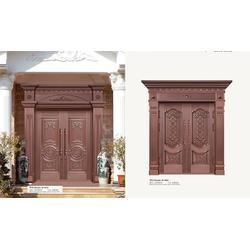 赤峰铜门-优良的铜门当选沈阳紫光鑫汇图片