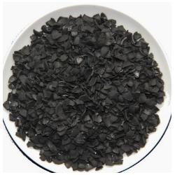 高碘值椰壳活性炭生产基地-椰壳活性炭-巩义金辉滤材图片
