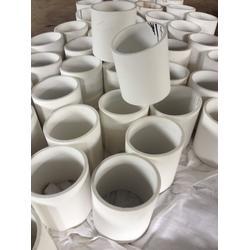 氧化铝陶瓷管耐磨管图片
