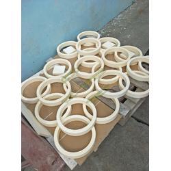 99氧化铝陶瓷环管图片