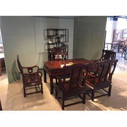 日日顺乐家汉唐茶家具-质量好的茶器具卖场-烟台质量好的茶器具图片