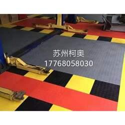 工業拼裝地板 pvc鎖扣拼裝地板圖片