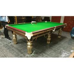 玉树台球桌-西宁品牌好的西宁台球桌配件图片