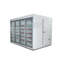 安德利肉类冷冻冷库安装图片