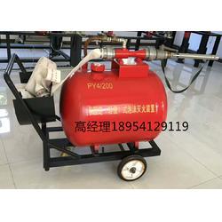 PY4/200半固定式泡沫灭火装置图片