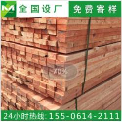 名和沪中建筑木方太仓铁杉木方厂家 杉木木方不断裂图片