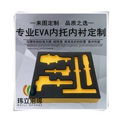 EVA海绵雕刻内衬包装 盒内托减震专业精雕无人机 航空箱内衬包装图片