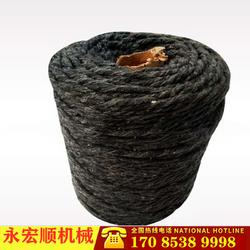 电线杆棉绳 物美价廉 厂家防漏浆电杆棉绳图片