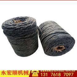永宏顺棉绳供应商 6mm8mm封浆棉绳 八股电杆棉绳图片