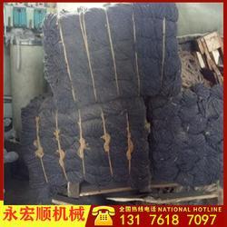 多股电杆封浆棉绳 6mm8mm管装密封绳 厂家直销图片