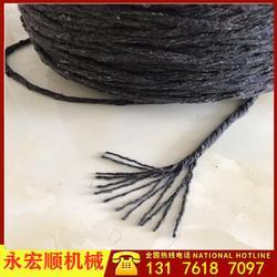 永宏顺棉绳供应商 12股电杆防漏浆棉绳 水木工程用棉绳 量大有优图片