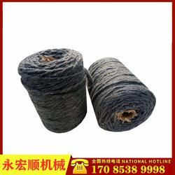 电线杆封浆棉绳 电杆封浆棉绳 5mm管桩棉绳 厂家永宏顺图片