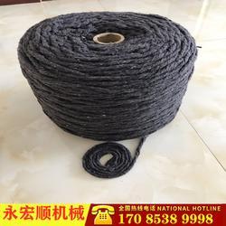 电线杆封浆棉绳 6mm规格 13股封浆棉绳 厂家定做直销图片