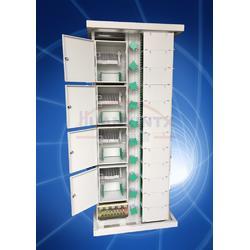 864芯ODF光纤配线柜四网合一材质图片