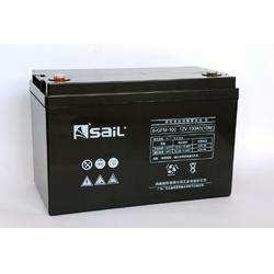 风帆(SAIL)工业铅酸蓄电池6-GFM-75 12V75AH风能储电图片