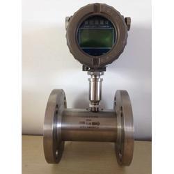 供应法兰连接DC-LWGY液体涡轮流量计、脉冲输出智能涡轮流量计图片