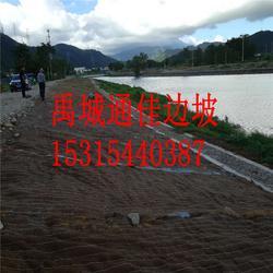 专业定制河道整治 城市绿化 河渠护岸 加筋防冲毯 生态毯图片