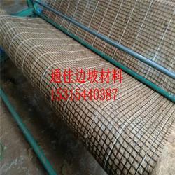 河道护坡绿化专用生态毯 抗冲生物毯 生态植被毯图片