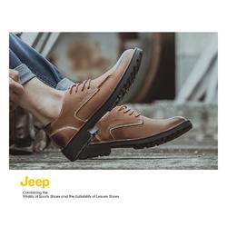 jeep商务男鞋-厦门合理的jeep秋冬牛皮鞋