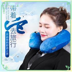 颈保保充气午睡枕厂家专业生产各种充气枕头图片