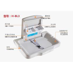 公共洗手间婴儿尿布床-护理台-安全座椅图片