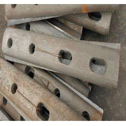 千贸铁路器材厂家 标准鱼尾板厂家-武汉标准鱼尾板图片