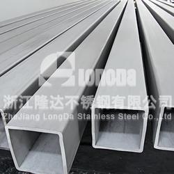 304不锈钢无缝方管大量优质供应图片