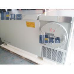 超低温-86℃防爆卧式冰柜图片