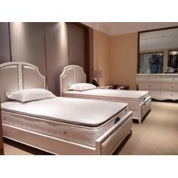 宁夏酒店床垫定制价位-庆阳酒店床垫定制图片