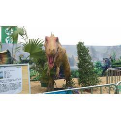 专业大型公司房地产展览活动恐龙变形金刚军事模型出租图片