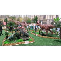 全新仿真恐龙出租大型恐龙模型出租报价图片