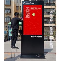 led全彩户外广告机销售-巨大广告公司加盟图片
