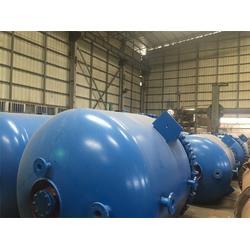 常压反应罐生产-大量供应高质量的搪瓷反应釜图片