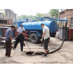 西安蓄水池二次供水清洗-西安拉污水图片