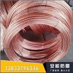 安能生产铜包钢绞线的优点和施工中起到的作用图片
