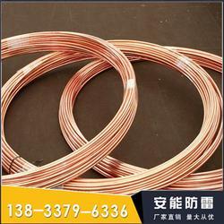 安能铜包钢圆线与市场上部分厂商使用过时的冷拉包覆不同图片