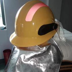 新式消防头盔 森林防火头盔厂家图片