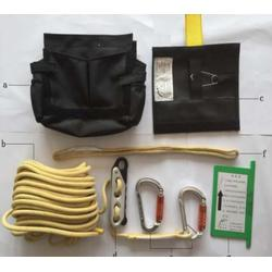 供应自救安全绳组合装备 消防腰包 静力绳 辅绳图片