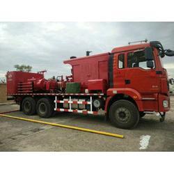 甘肃兰州油田洗井车-兰州巨腾石油钻采机械设备-专业的甘肃压裂车提供商图片