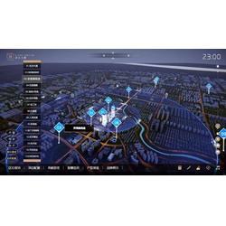 成都VR城市空间-陕西信誉好的VR智慧地产推荐图片