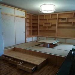 市北榻榻米书桌生产商-青岛知名的榻榻米书桌厂家图片